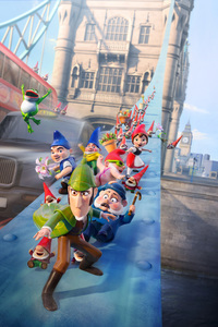Sherlock Gnomes 2018 Movie