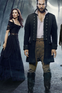 640x960 Sleepy Hollow Season 2 4k
