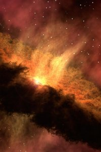 320x480 Solar System Spitzer Space Telescope
