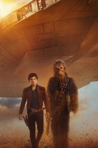 720x1280 Solo A Star Wars Story 10k