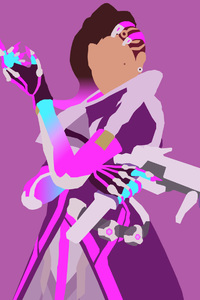 Sombra From Overwatch