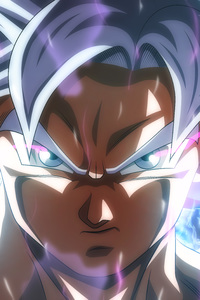 Son Goku Dragon Ball Super 8k Anime