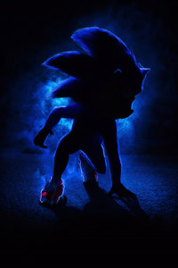 750x1334 Sonic The Hedgehog 2019 Movie