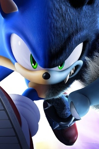 640x1136 Sonic The Hedgehog