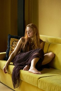 Sophie Turner Actress Photoshoot
