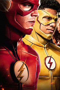 Speedsters Vs Evil Speedsters