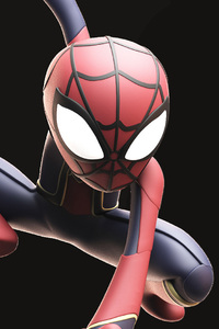Spiderman 3d Artwork