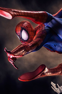 Spiderman Artwork 4k