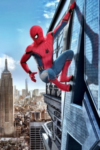 Spiderman Homecoming 4k