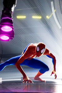 320x480 SpiderMan Into The Spider Verse Movie Entertainment Weekly