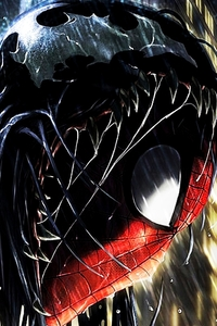 Spiderman Into Venom