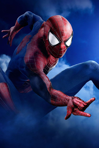 240x400 Spiderman Iron Man Captain America