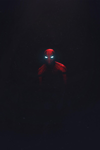 Spiderman Minimalist