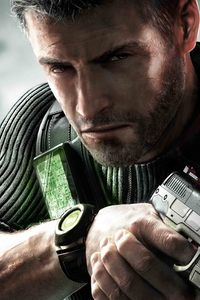 Splinter Cell 5k
