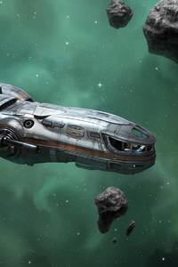 Star Citizen Space Ship Game