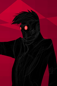 1440x2960 Star Lord 2018 Art