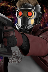 320x480 Star Lord Digital Art