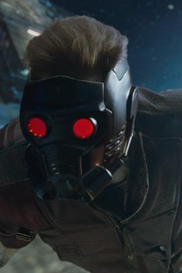 240x320 Star Lord Flying