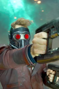 Star Lord In Guardians Of The Galaxy
