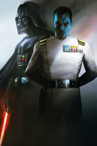 1242x2688 Star Wars Thrawn Alliances