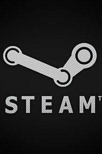 640x960 Steam Brand Logo