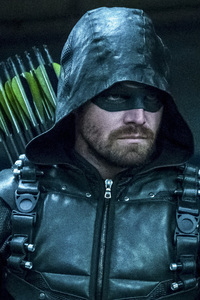Stephen Amell As Green Arrow In Season 6
