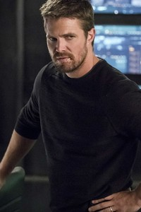 480x800 Stephen Amell Oliver Queen Season 6