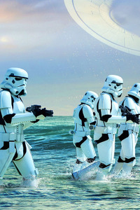 Stormtrooper Rogue One A Star Wars
