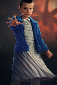 540x960 Stranger Things Eleven
