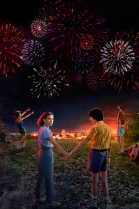 540x960 Stranger Things Season 3 2019