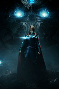 Supergirl Injustice 2