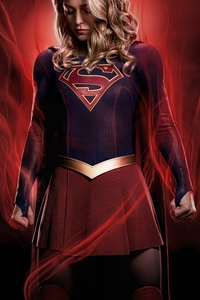 1080x1920 Supergirl Season 4 4k
