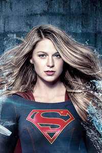 1440x2560 Supergirl Tv Show 2018 HD