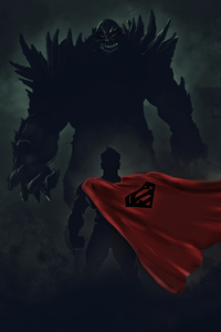 720x1280 Superman Art 2018