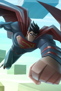 360x640 Superman Fan Art New