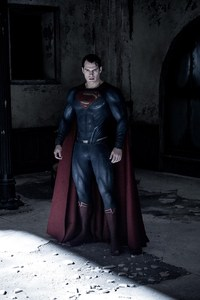 Superman In Batman vs Superman