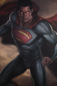 360x640 Superman New Digital Art