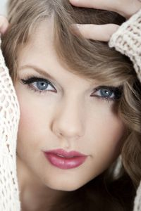 Taylor Swift Blue Eyes 5k