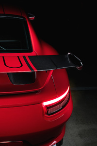 TechArt Porsche 911 GT3 2018 Rear Side Tail Lights