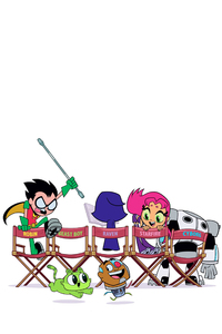 640x1136 Teen Titans Go To The Movies 2018 Movie