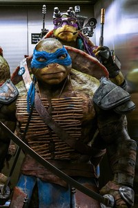 Teenage Mutant Ninja Turtles Out Of The Shadows 2016