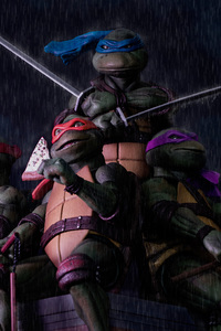 1080x1920 Tennage Mutant Ninja Turtles Toys