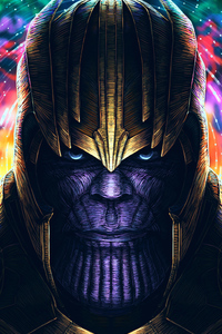 320x480 Thanos Artworks