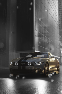 320x480 The Crew 2 4k Ford