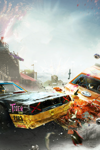 320x480 The Crew 2 Demolition Derby 4k