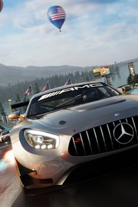 The Crew 2 Mercedes Amg Cars 5k