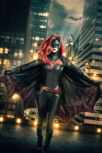 240x400 The CW Ruby Rose As Batwoman