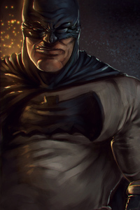 360x640 The Dark Knight Returns Art