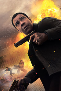 720x1280 The Equalizer 2 10k Movie