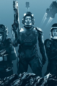 640x960 The Expanse Tv Shows